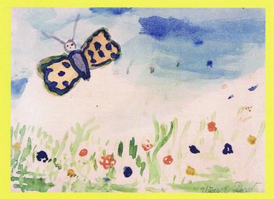 「テレジン収容所の幼い画家たち展」&「子どもたちのホロコースト」ブックフェアを開催します。(ギャラリー)