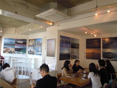 「博多湾 海を見にゆく 2nd」が始まりました。28日にトーク開催も決定!
