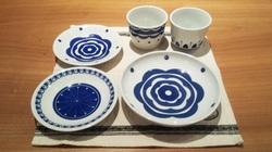 Flannelの陶器シリーズ