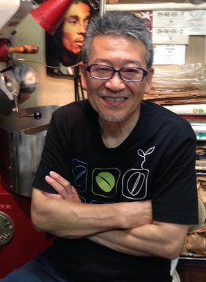 6/16(火)けやき通り文化サロン vol.8 ゲスト『焙煎屋 平山悟 氏』