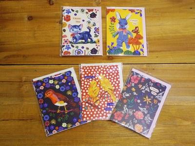 【雑貨】ナタリー・レテ グリーティングカード