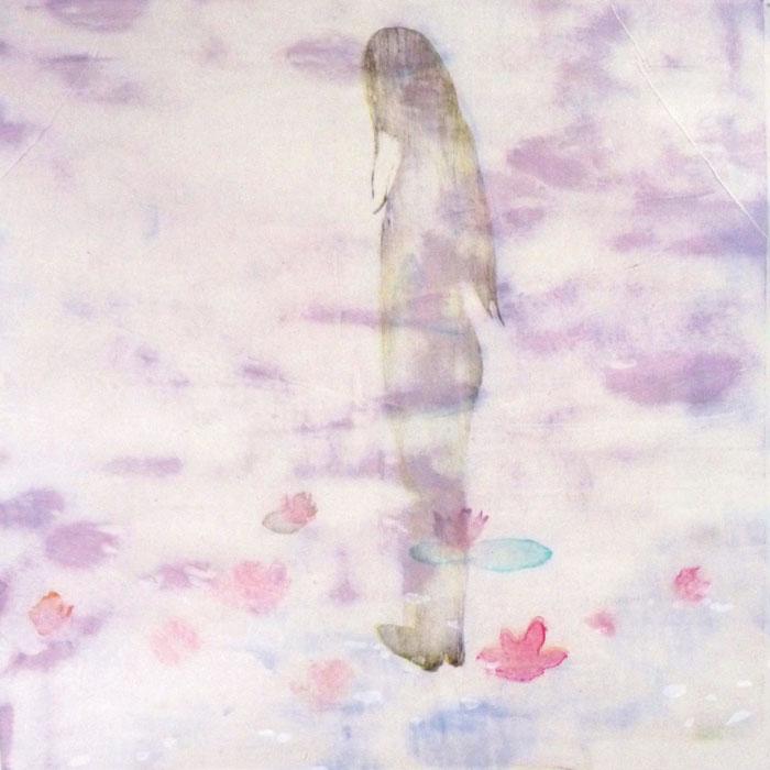 豊田直子 木版画展  [still  storm]開催(ギャラリー)